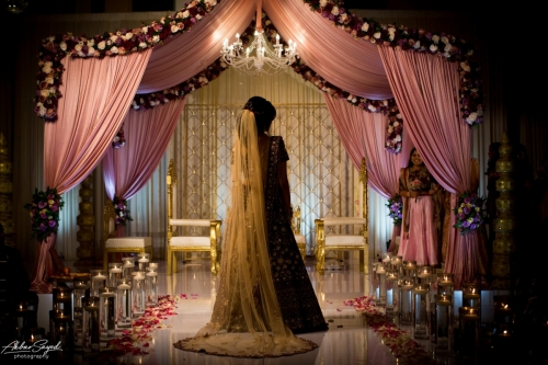 281 - Watermark Manali and Shaan Wedding - Chesapeake Bay Hyatt in Cambridge_ Maryland - Akbar Sayed Photography