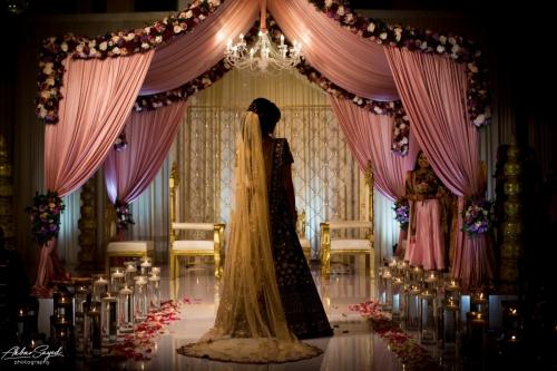 281 - Watermark Manali and Shaan Wedding - Chesapeake Bay Hyatt in Cambridge_ Maryland - Akbar Sayed Photography